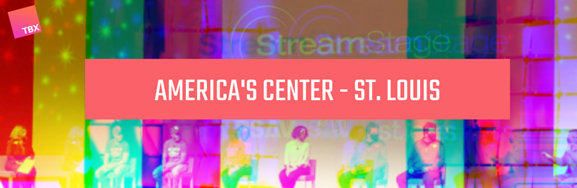 America's Center St. Louis Hybrid Events Solutions