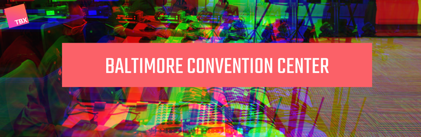 Baltimore Convention Center Hybrid Event Solutions