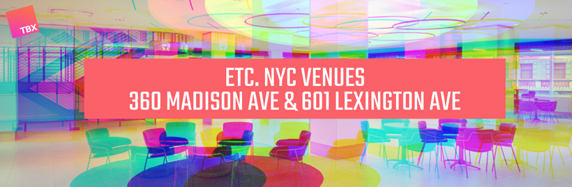 ETC. Venues NYC Hybrid Event Solutions