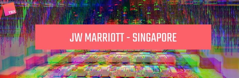 JW Marriott Singapore Hybrid Events Solutions